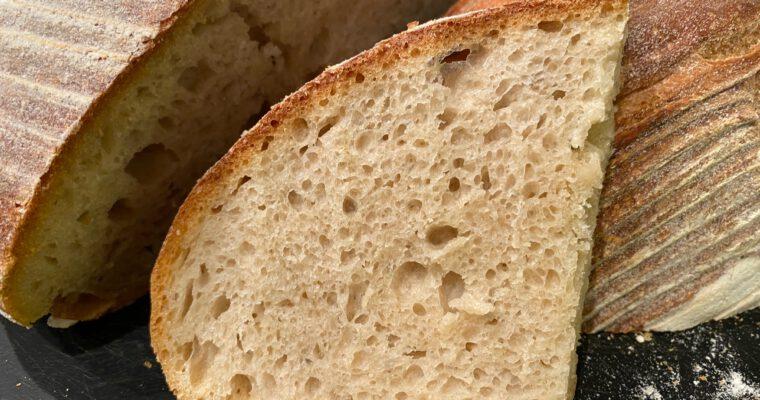 Miten hapanjuurileipää leivotaan nopeasti?