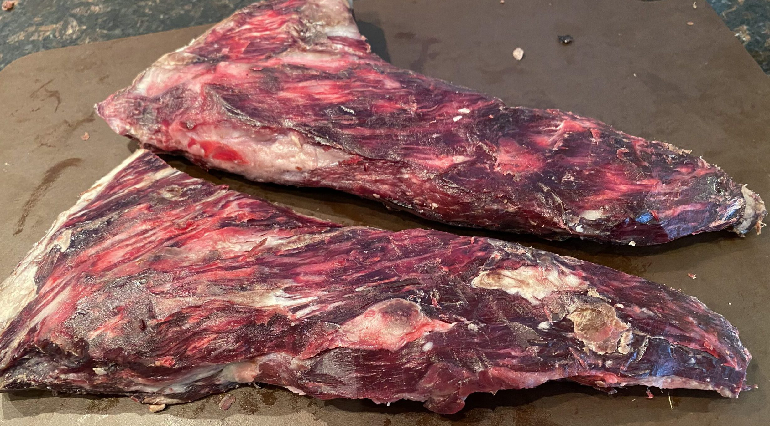 Lihan kuivakypsennys Dry Aging -pussia käyttämällä